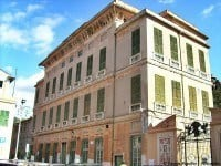 The Palazzo Rocca, home to the archaeology museum in Chiavari © Davide Papalini - Wikipedia