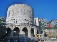 Skanderbeg Museum, Albania © Gertjan R. - Wikipedia