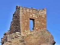 Square Tower in the Hovenweep National Monument (Utah) © National Parks Service - Wikipedia