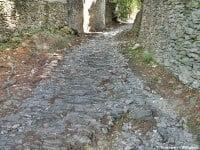 The Via Julia Augusta in Albenga, Liguria © Broenberr - Wikipedia