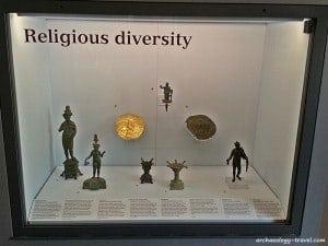 Religious diversity.