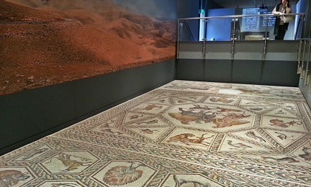 The Lod Mosaic from Israel