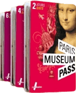 Paris Museum Pass.