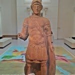 Yorkshire Museum's Roman Statue of the God Mars