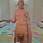 Yorkshire Museum's Roman Statue of the God Mars