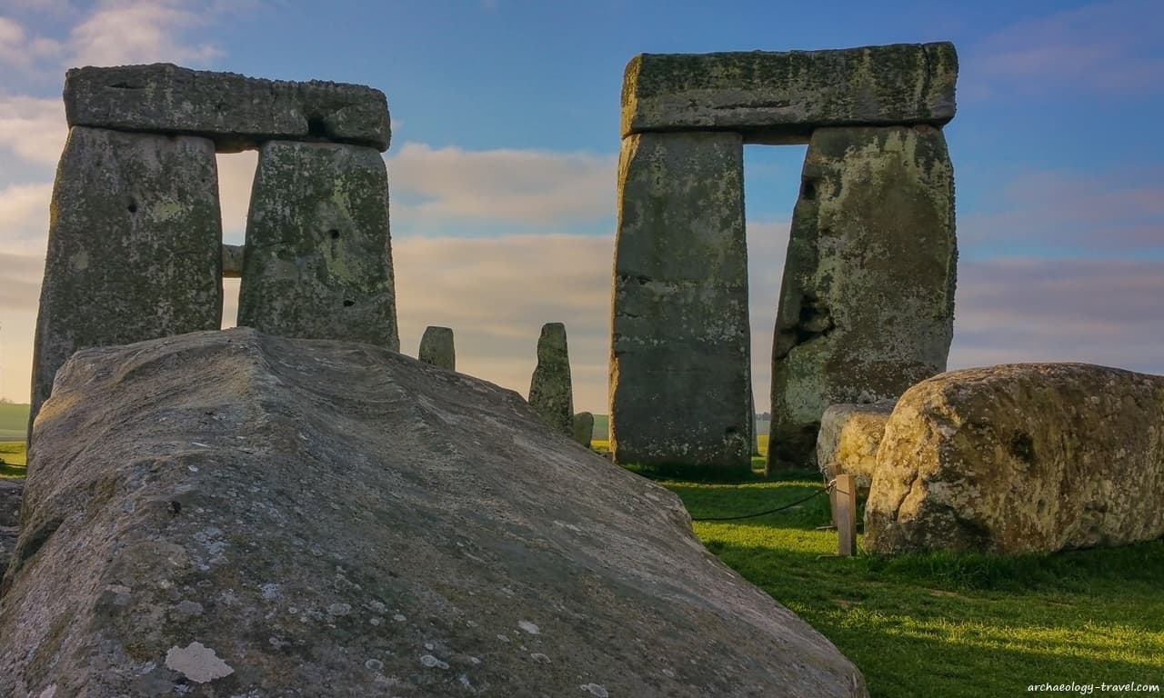 Get into Stonehenge for free with English Heritage Membership.