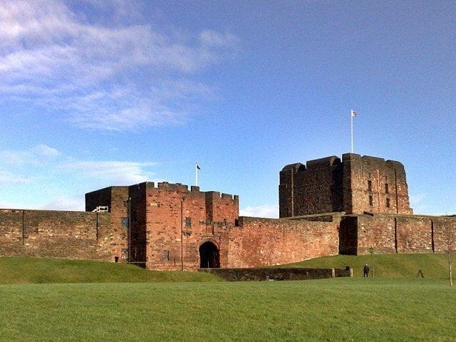 Carlisle Castle. © Neil Boothman