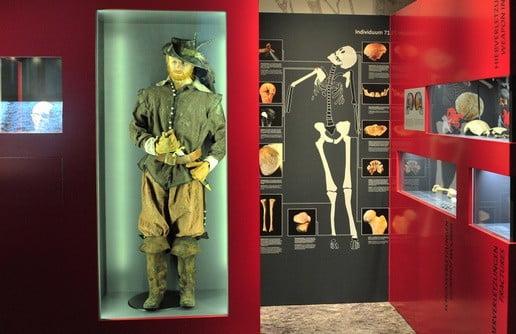 'Their Last Battle' exhibition in Trier for 2015. © Brandenburgisches Landesamt für Denkmalpflege und Archäologisches Landesmuseum, Detlef Sommer.