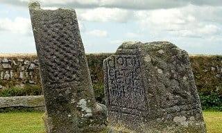 King Doniert's Stone, Cornwall.