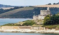 Henry VII's St Mawes Castle.