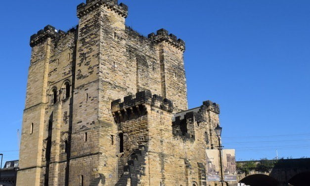 A Weekend Break: Newcastle & Hadrian's Wall