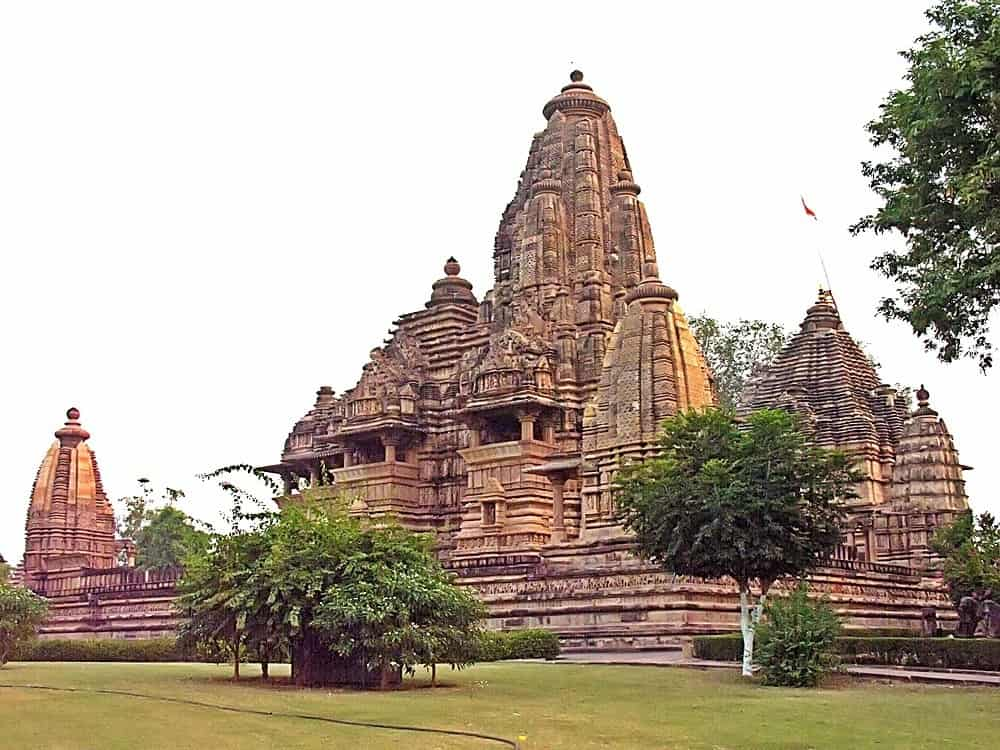 The 11th century Hindu temple of Matangeshwar. © Dennis Jarvis - Wikimedia