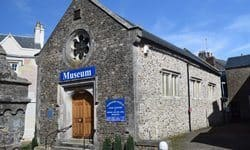 Allhallows Museum in Honiton, East Devon.