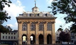 The County Hall in Abingdon, now the town's museum. Photograph © Des Blenkinsopp