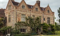 Greys Court, a 16th century manor house in Oxfordshire.