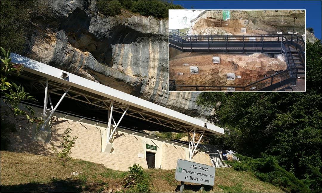 Excavations at Abri Pataud, Les Eyzies.