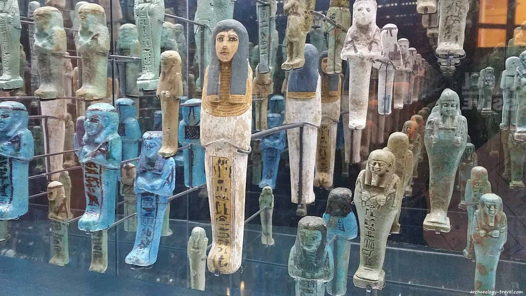 Archaeology Travel | Ancient Egyptian Shabtis at the Bristol Museum | 1