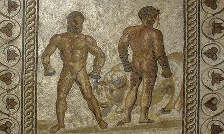 Roman Mosaics across the Empire @ The Getty Villa