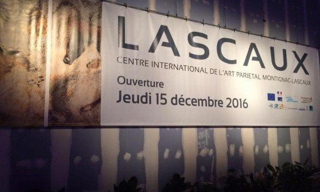 Lascaux 4 Opens 15 December 2016