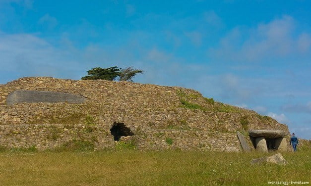 Petit Mont Chambered Tomb