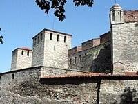 The Babini Vidini Kuli fortress in north west Bulgaria.