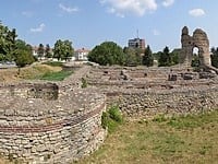 Castra Martis Roman fort in north west Bulgaria. © Marcin Szala