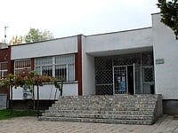 The Historical Museum in Isperih, north east Bulgaria.