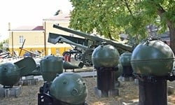 The Naval Museum in Varna is a branch of Bulgaria's National Museum of Military History.