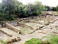 Roman legionary headquarters of Novae, Danubian Limes. © Kleo73