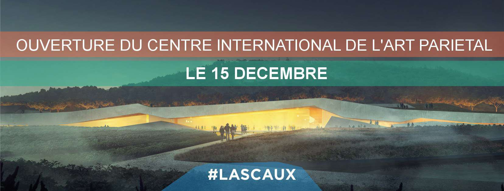 Lascaux 4 opens on 15 December 2016