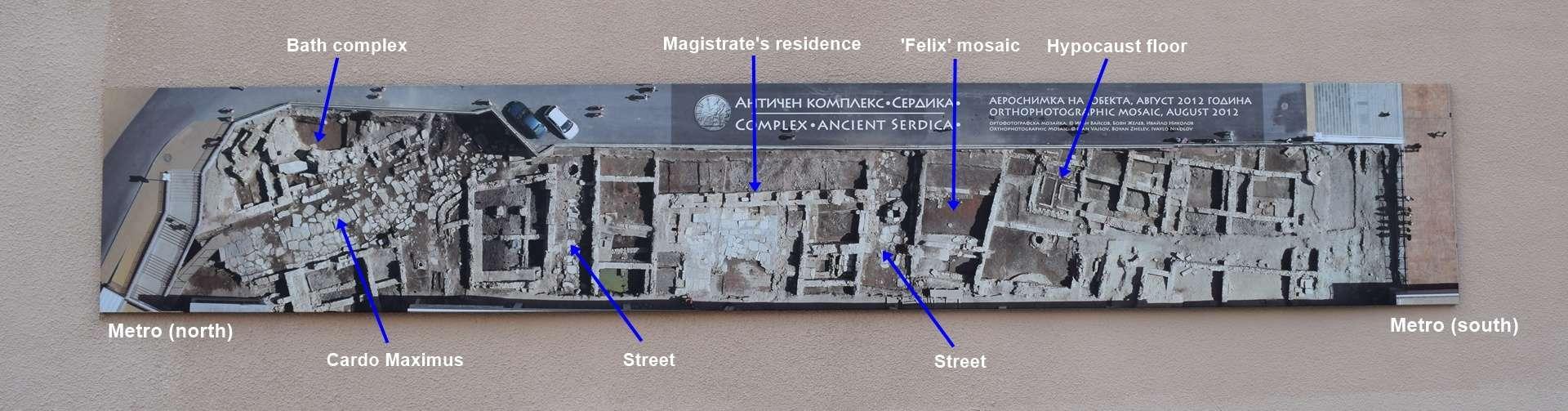 Archaeology Travel   Serdika II Metro Station: Gateway to Sofia's Roman Past   11