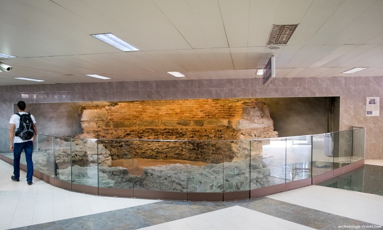 Archaeology Travel   Serdika II Metro Station: Gateway to Sofia's Roman Past   6