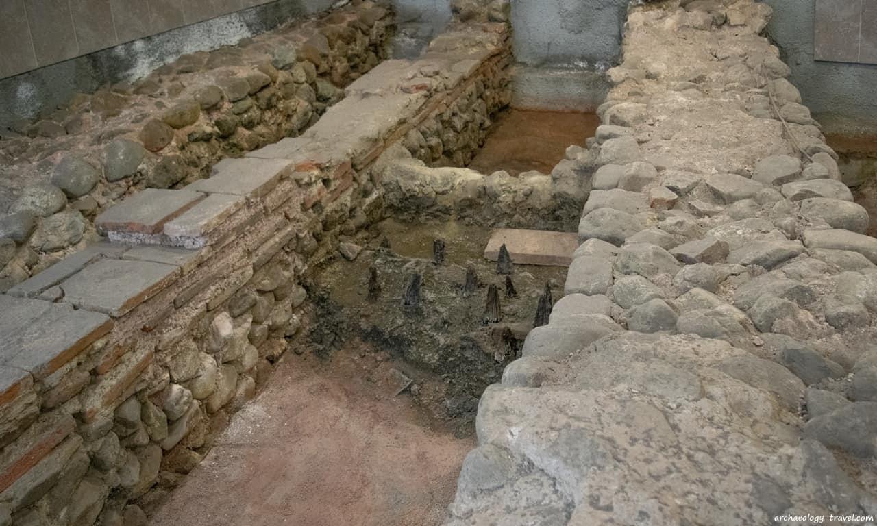 Archaeology Travel   Serdika II Metro Station: Gateway to Sofia's Roman Past   8