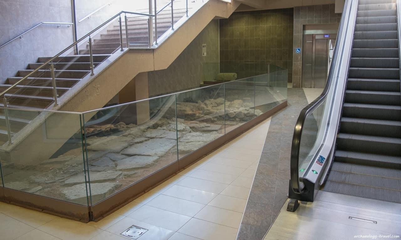 Archaeology Travel   Serdika II Metro Station: Gateway to Sofia's Roman Past   9