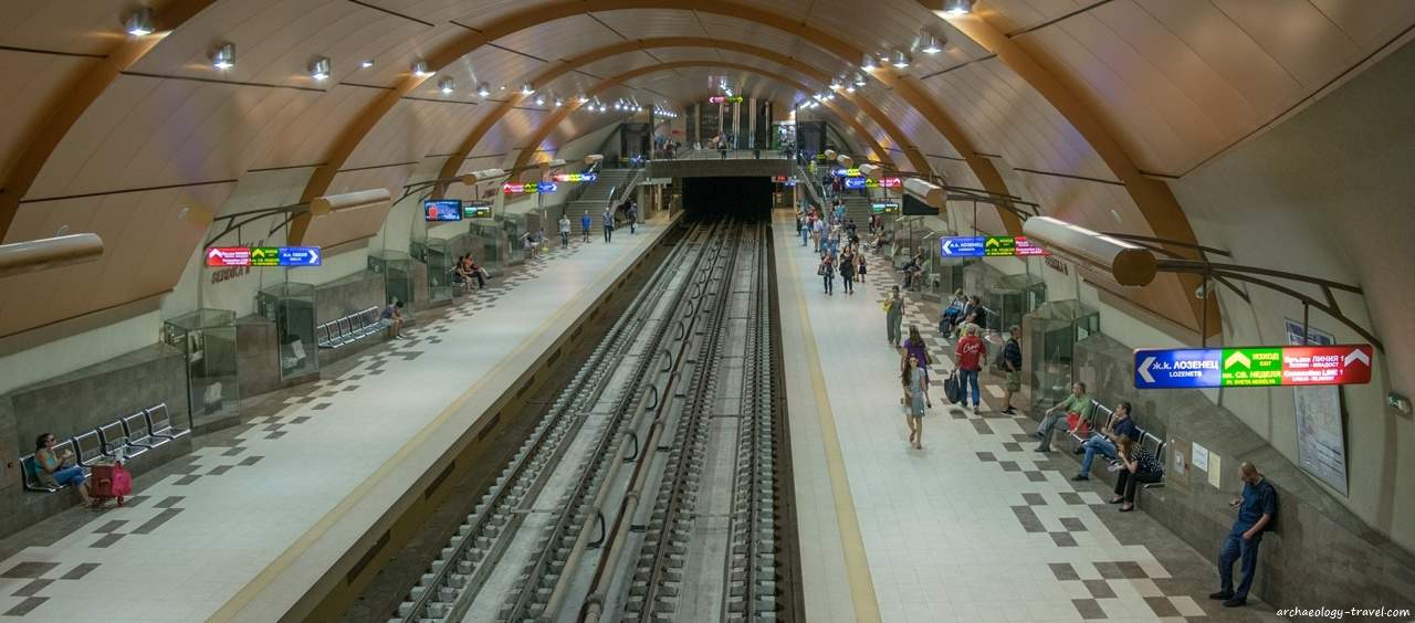 Archaeology Travel   Serdika II Metro Station: Gateway to Sofia's Roman Past   1
