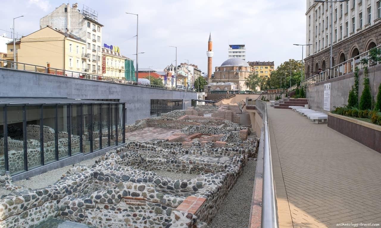 Archaeology Travel   Serdika II Metro Station: Gateway to Sofia's Roman Past   10