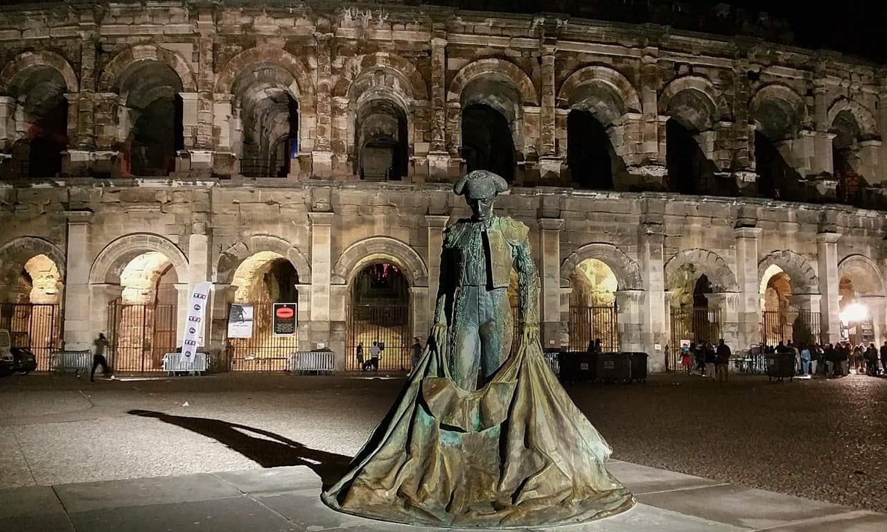 Archaeology Travel   Roman Nîmes - Nemausus   1