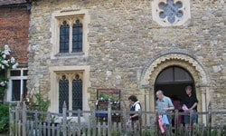 Buckingham Chantry Chapel is the oldest standing building in Buckinghamshire.