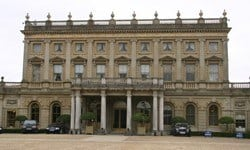 The Italianate, 19th century manor house at Cliveden.