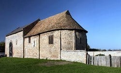 Isleham church is one of the best surviving examples of a small Benedictine priory in England.