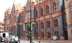 Reading Museum, housed in the city's town hall.