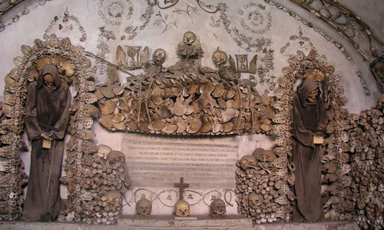 Rome's Capuchin Crypt: Coming Face to Face with the Dead