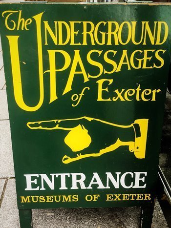 Archaeology Travel | Exeter's Underground Passages: A Hidden World of Medieval Engineering | 1