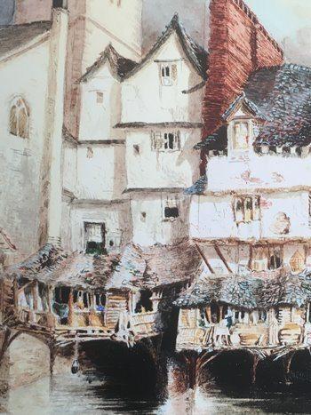 Archaeology Travel | Tuckers Hall - Exeter's Hidden Gem & the Woollen Cloth Trade | 1