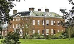 Hatchlands Park country house near Guidlford in Surrey.