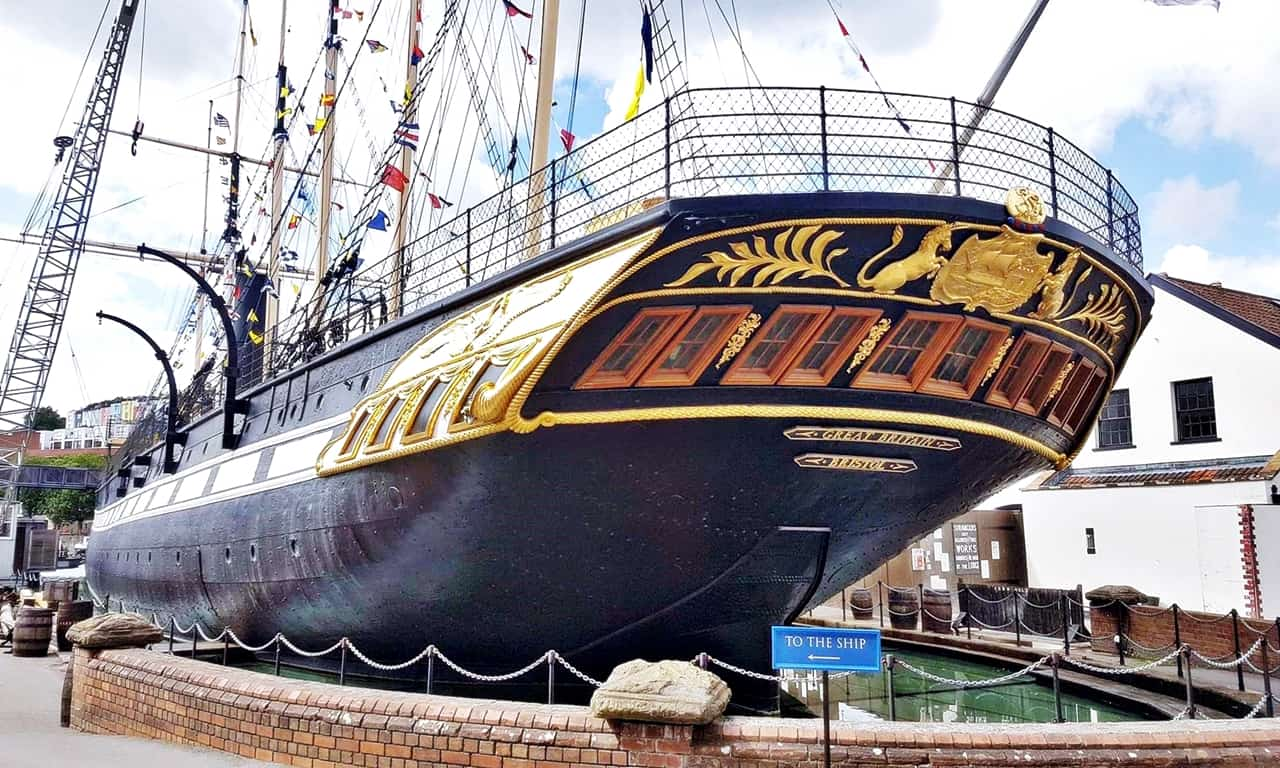 Brunel's SS Great Britain: A Bristol Ship that Changed the World
