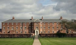 A 19th century Workhouse in Southwell, Nottinghamshire.