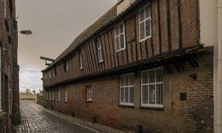 Hanse House in King's Lynn, Norfolk.