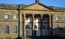 York Castle Museum is housed in an 18th century prison.