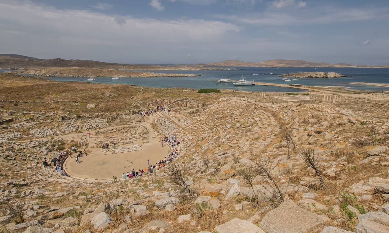 Everything You Need to Know To Visit Delos Island in 2019